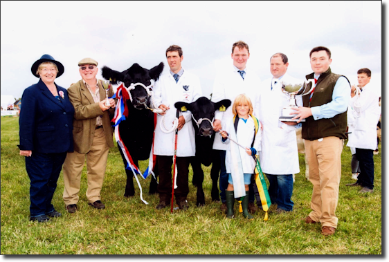 Supreme Interbreed Champion, Bucks County Show 2014 sponsored by Murray Accounting
